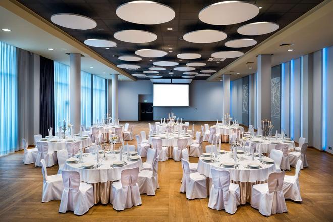 Park Inn by Radisson Katowice - Katowice - Banquet hall