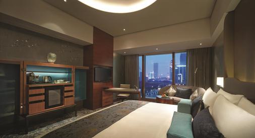 Shangri-La Hotel Tianjin - Tianjin - Bedroom