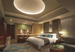 Shangri-La Hotel, Tianjin - Tianjin - Bedroom