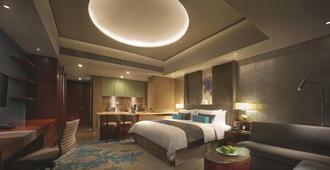 Shangri-La Hotel, Tianjin - Tianjin - Makuuhuone