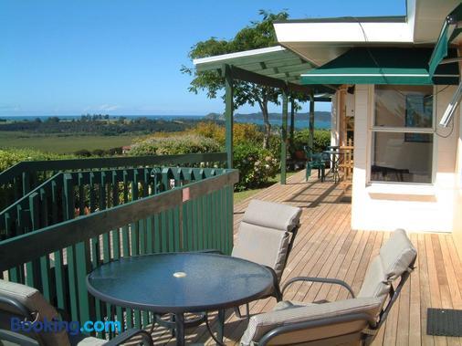 Cook's Lookout Motel - Paihia - Balcony