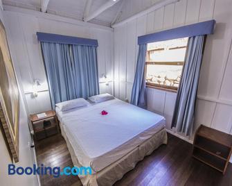 Vida Sol e Mar Eco Resort - Imbituba - Schlafzimmer