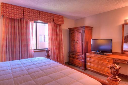 MCM Elegante Suites Abilene - Abilene - Bedroom