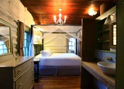The Pines Cottages - Asheville - Chambre