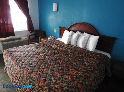 Mayo Inn - Roswell - Bedroom