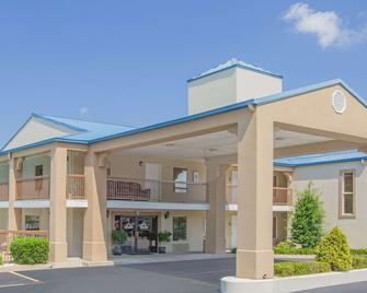 Days Inn & Suites by Wyndham Pine Bluff - Pine Bluff - Building