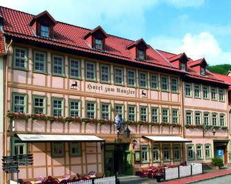 Hotel Zum Kanzler - Südharz - Edificio