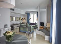 Sina Astor - Viareggio - Sala de estar
