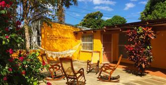 Casa Lucia - Managua - Patio
