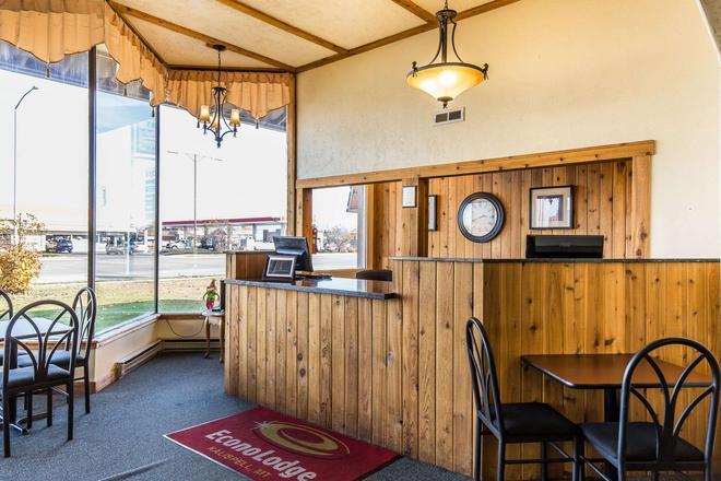 Econo Lodge Inn & Suites - Kalispell - Lobby