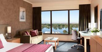 墨爾本阿爾伯特公園美居酒店 - 墨爾本 - 墨爾本 - 臥室