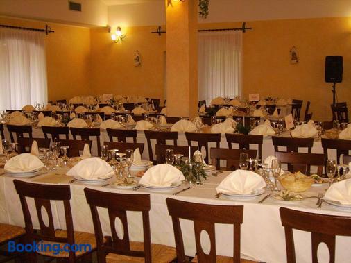 Hotel Perda Rubia - Sant'Anna Arresi - Banquet hall