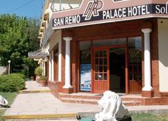 San Remo Palace Hotel - Villa Gesell - Edifício