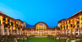 The St. Regis Sanya Yalong Bay Resort - Sanya - Building