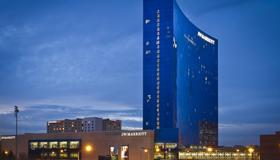 JW Marriott Indianapolis - Indianapolis - Building