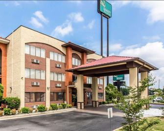 Quality Inn and Suites Morrow Atlanta South - Morrow - Building