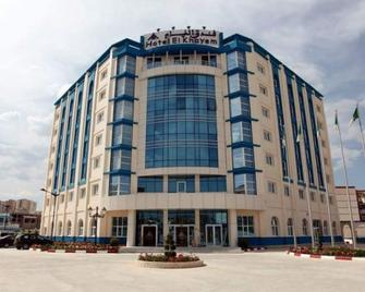 Hotel El Khayem - Constantine - Gebouw