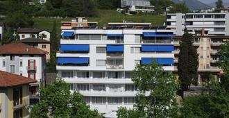 Hotel Colorado - Lugano - Edifício
