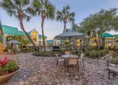 Best Western Seaway Inn - Gulfport - Patio
