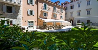 Hotel Marul - Spalato - Vista esterna