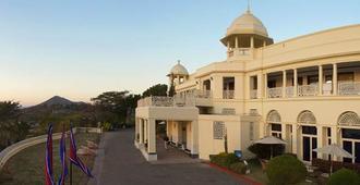 The Lalit Laxmi Vilas Palace - Udaipur - Bâtiment