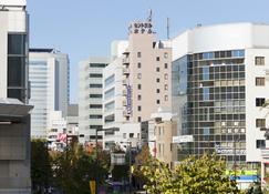 Central Hotel Takasaki - Takasaki - Gebäude