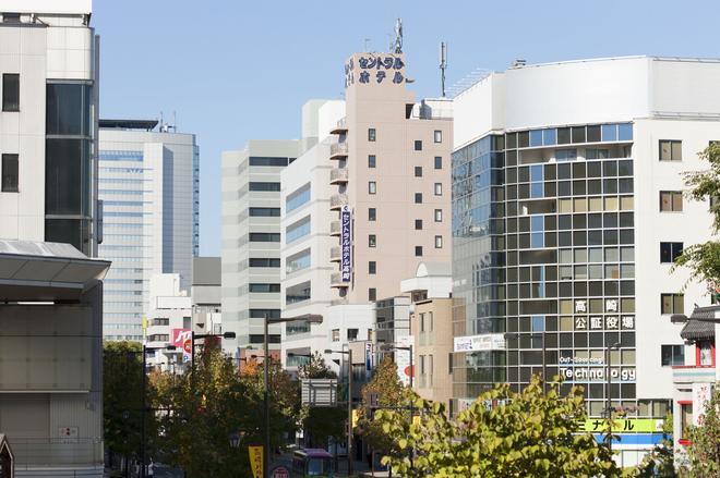 高崎中央酒店 - 高崎 - 高崎