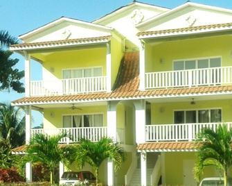 Jardines Vista Del Mar Condos - Бокас Дел Торо - Building