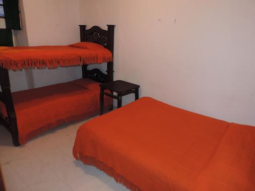 Hostal Aventureros de la Candelaria - Hostel - Bogotá - Phòng ngủ