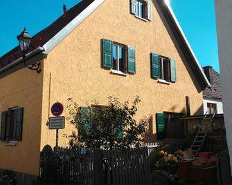 Oba's Heisle - Großvater's kleines Haus - Lauingen - Gebouw