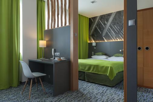 Hotel Villa Park Med & Spa - Ciechocinek - Building