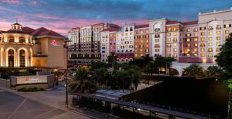 Manila Marriott Hotel - Manille - Bâtiment