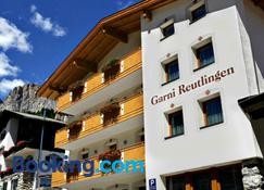 Garni Reutlingen - Colfosco - Building