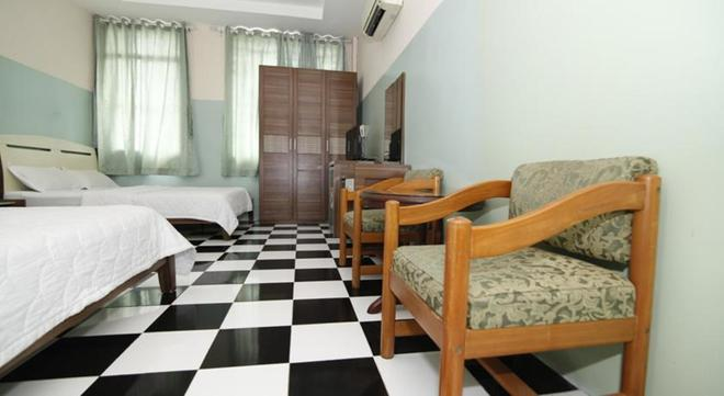Sao Mai Hotel - Ho Chi Minh City - Bedroom