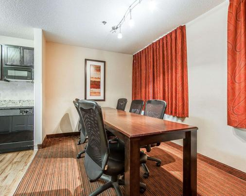 Mainstay Suites Knoxville Airport - Alcoa - Τραπεζαρία