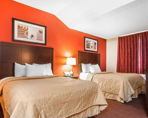 Mainstay Suites Knoxville Airport - Alcoa - Κρεβατοκάμαρα