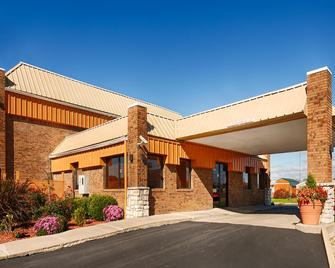 Best Western Martinsville Inn - Martinsville - Budova