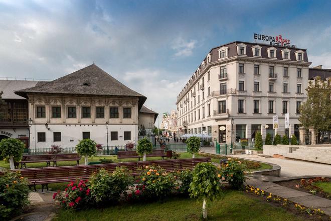 Europa Royale Bucharest - Βουκουρέστι - Κτίριο