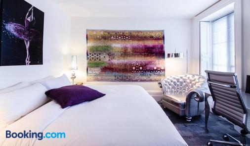 C3 - Hotel Art De Vivre - Thành phố Quebec - Phòng ngủ