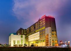 Pride Plaza Hotel, Kolkata - Kalkuta - Budynek