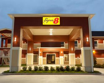 Super 8 by Wyndham Carrizo Springs - Carrizo Springs - Edificio