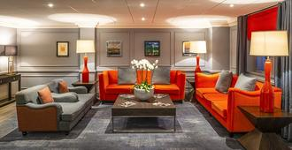 Copthorne Hotel Plymouth - Plymouth - Lounge