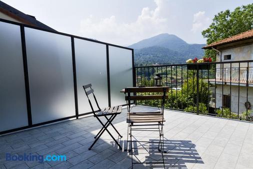 Andirivieni Bellagio Guest House - Bellagio - Balcony