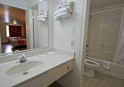 Motel 6 Raleigh Southwest - Cary - Raleigh - Phòng tắm