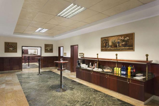 布加勒斯特北華美達酒店 - 布加勒斯特 - 布加勒斯特 - 自助餐