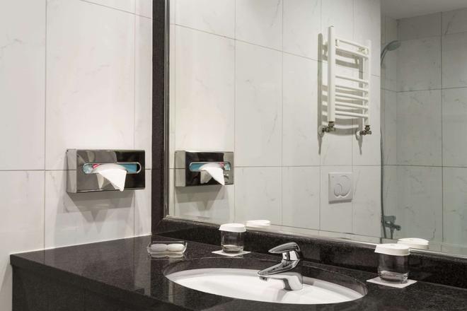 布加勒斯特北華美達酒店 - 布加勒斯特 - 布加勒斯特 - 浴室