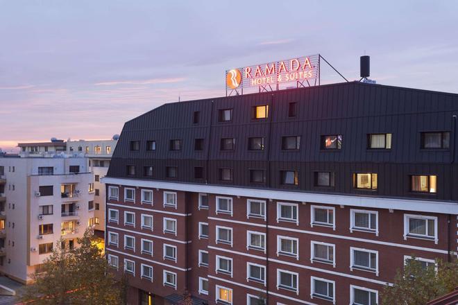布加勒斯特北華美達酒店 - 布加勒斯特 - 布加勒斯特 - 建築