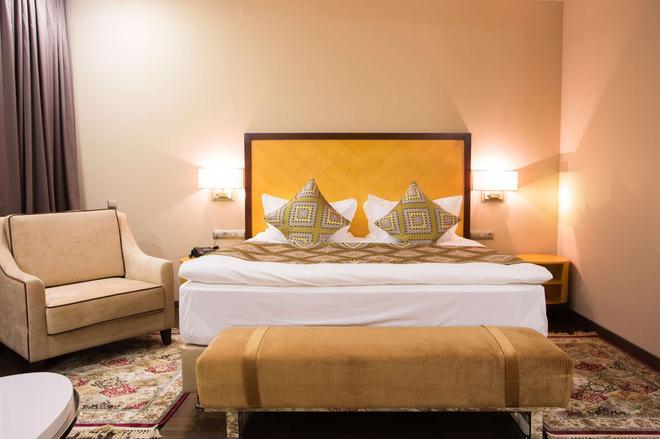Best Western Plus Astana - Nur-Sultan - Bedroom