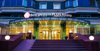 Best Western Plus Astana - Astana - Edificio
