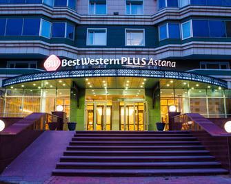 Best Western Plus Astana - Nur-Sultan - Building